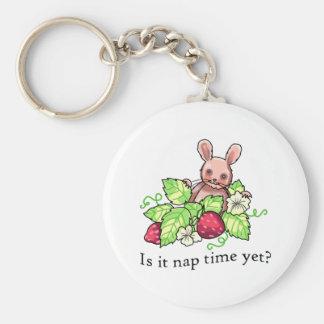 Nap Time Key Chain