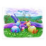 Nap Time Postcard