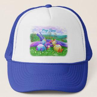 Nap Time Trucker Hat