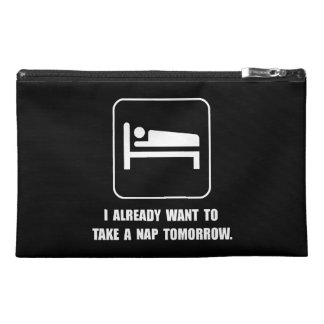 Nap Tomorrow Travel Accessory Bags