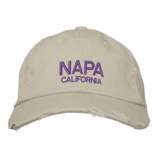 Napa Hat California