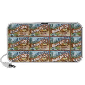 Napa Rock Mineral Water Laptop Speaker