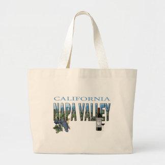 Napa Valley, CA Bolsas