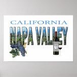 Napa Valley, CA Impresiones