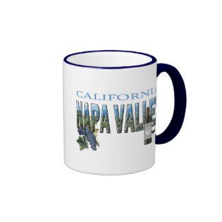 Napa Valley, CA Mug