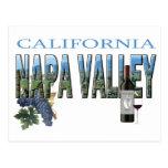 Napa Valley, CA Postales