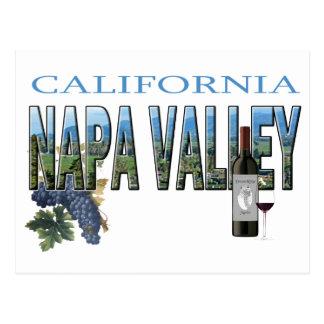 Napa Valley, CA Post Cards