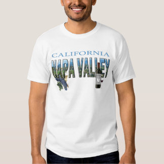 Napa Valley, CA Tshirts