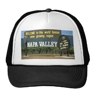 Napa Valley, California, los E.E.U.U. Gorros