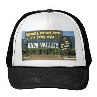 Napa Valley, California, los E.E.U.U. Gorras De Camionero