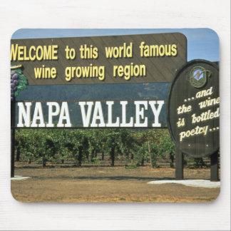 Napa Valley, California, USA Mouse Pad