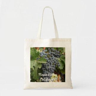 Napa Valley Grapes Photo Tote Bag