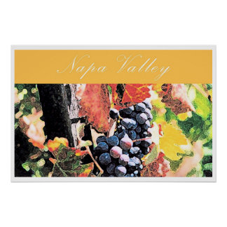 Napa Valley Posters