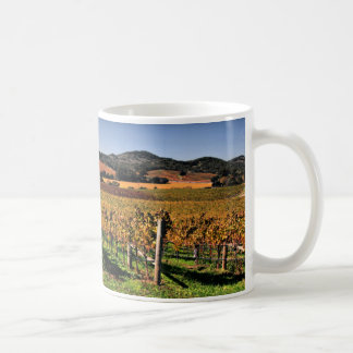 Napa Valley Vineyard Coffee Mug