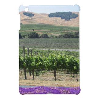 Napa Valley Vineyard iPad Mini Covers