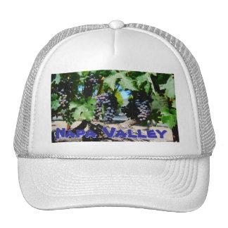 Napa Valley Vineyard Trucker Hat