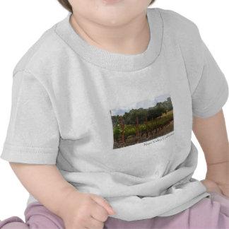 Napa Valley Vineyard T Shirt