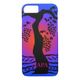 Napa Valley Vineyards iPhone 7 Case