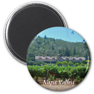 Napa Valley Wine Country Vineyards Magnet