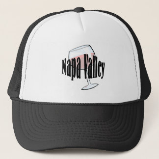 Napa Valley Wine Trucker Hat