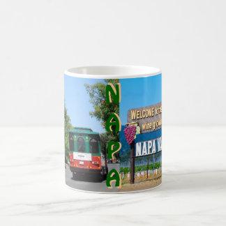 Napa Vlley California Coffee Mug