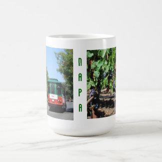 Napa Wine Country Photo Mugs