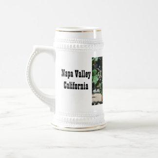 Napa Winery Vineyards Coffee Mug