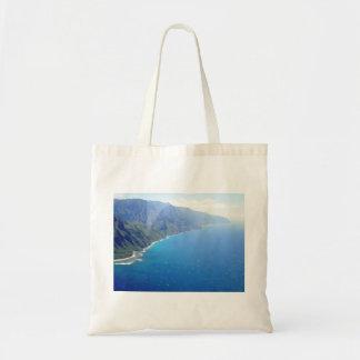 Napali Coast Budget Tote Bag