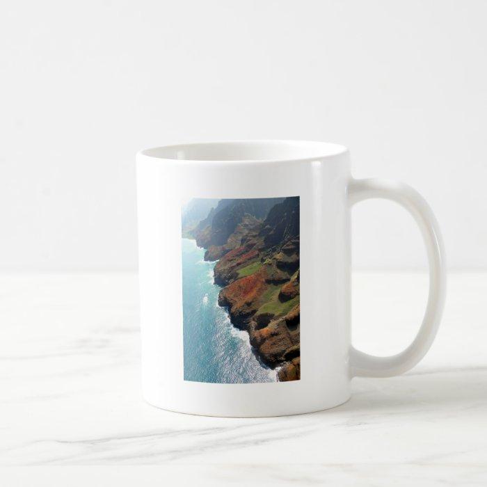 Napali Coast Coffee Mug