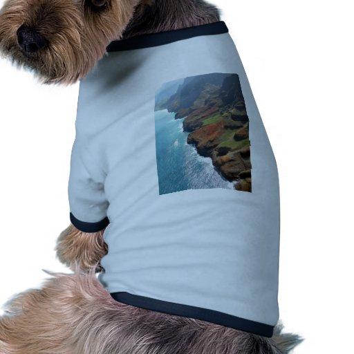 Napali Coast Dog Tee