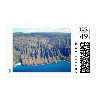 Napali Coast, Hawaii Stamps