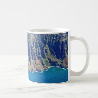 Napali Coast, HI Classic White Coffee Mug