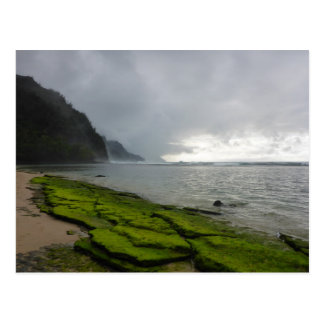 Napali Coast - Kauai, Hawaii Postcard