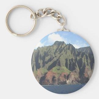 Napali Coast Keychain