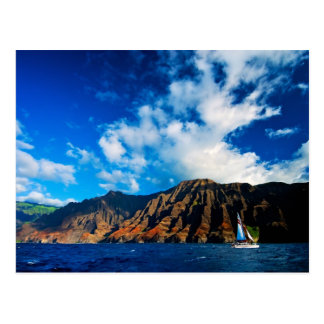 Napali Coast of Kauai Postcard