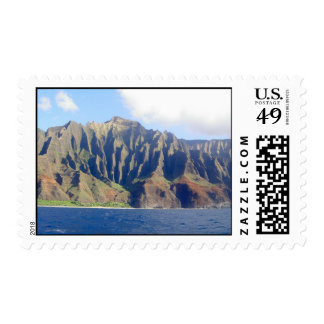 Napali Coast Postage Stamps