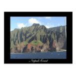 Napali Coast Postcard