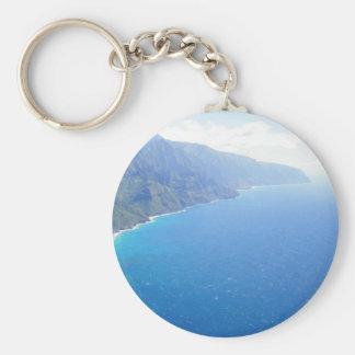 Napali Kauai HI Keychain