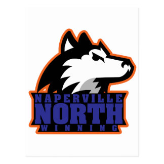 Naperville North Postcard