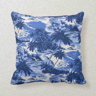 Napili Bay Hawaiian Decorative Pillows