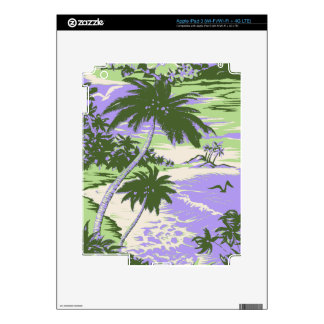 Napili Bay Hawaiian iPad 3 or Tablet Skin iPad 3 Skins