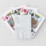 Napkin Background Playing Cards