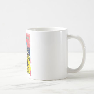 Napkin Slow Children Playing Classic White Coffee Mug
