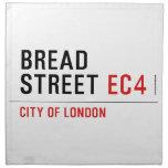 Bread Street  Napkins
