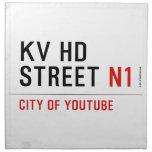 KV HD Street  Napkins