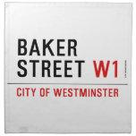 baker street  Napkins