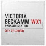 Victoria  Beckamm  Napkins
