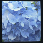 "Napkins - Cloth - Blue Hydrangea<br><div class=""desc"">Bring a stunning,  delicate splash of color to your table setting,  table scaping or entertaining with these gorgeous cocktail napkins.  Covered in beautiful,  blue hydrangea,  they are as lovely as they are functional.</div>"