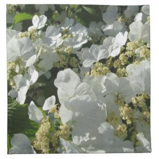 Napkins - Cloth - Doublefile Viburnum I