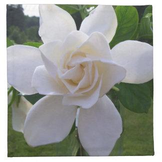 Napkins - Cloth - Naturally Gorgeous Gardenia